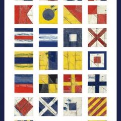flaggenalphabet_poster